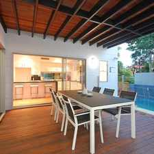 Rental info for EXECUTIVE LIVING IN GREAT HENDRA LOCATION in the Hendra area