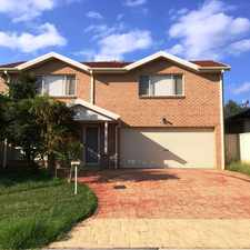 Rental info for Great Street, Great House in the Sydney area