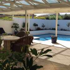 Rental info for Absolute Style and Luxury in the Tarcoola Beach area