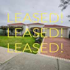 Rental info for LEASED!!