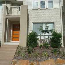 Rental info for SPACIOUS & WELL DESIGNED TOWNHOUSE - GREAT VALUE