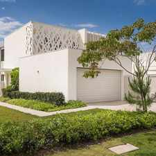 Rental info for PRESTIGIOUS FULLY FURNISHED FAMILY HOME IN SANCTUARY COVE in the Hope Island area