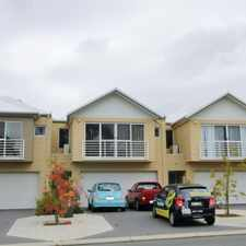 Rental info for LOOKING FOR A ROOMY TOWNHOUSE? GREAT LOCATION OVERLOOKING PARK CLOSE TO SCHOOL in the Perth area
