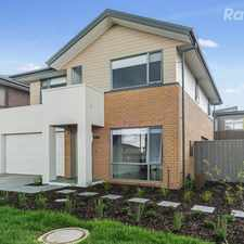 Rental info for Family Living With Style, Comfort and A Carefree Approach in the Melbourne area