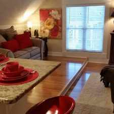 Rental info for Fully furnished studio apartment