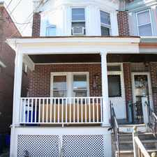 Rental info for 37 E Collings Ave in the Philadelphia area