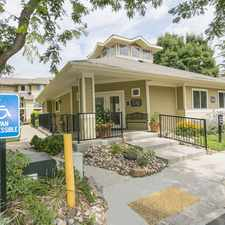 Rental info for Brookside Apartments in the Boulder area