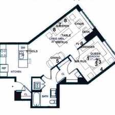 Rental info for $6570 1 bedroom Apartment in Chinatown in the Chinatown - Leather District area