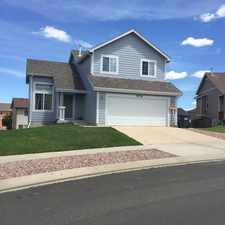 Rental info for 7574 Stormy Way in the Stetson Hills area
