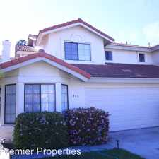 Rental info for 840 Summersong Ct.