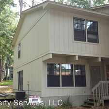 Rental info for 2247A Shady Timbers Cir in the Tallahassee area