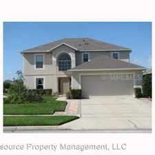 Rental info for 343 Grand Royal Circle Orange in the Winter Garden area