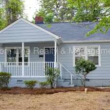 Rental info for Beautiful 4 Bedroom / 1.5 Bathroom Home in the Charlotte area