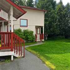 Rental info for 1911 Martha's Vineyard Cir 4 in the Anchorage area