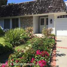 Rental info for 17315 Cagney St. in the Granada Hills area