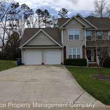 Rental info for 2060 Westminster Lane in the Indian Trail area