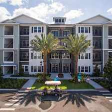 Rental info for Alta at Magnolia Park in the Tampa area