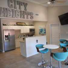 Rental info for City Heights at the Ranch