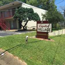 Rental info for Capitol Village