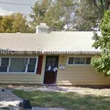 Rental info for 7602 East 112th Terrace in the Ruskin Heights area