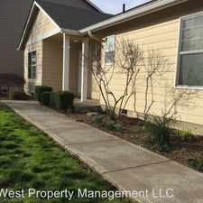 Rental info for 907 Jessica Marie Ct N in the Keizer area