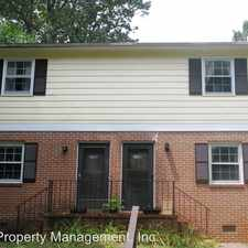 Rental info for 115 Hammond St Apt #A
