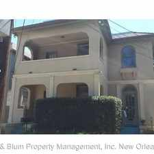 Rental info for 731 Fern St. in the New Orleans area