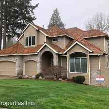 Rental info for 3261 NW 125th Pl. in the Portland area