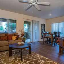 Rental info for The Pavilions in the Arrowhead Ranch area