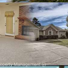 Rental info for 3604 Amber Drive