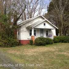 Rental info for 3621 North Church Street A