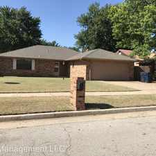Rental info for 2924 SW 128th Street in the 73170 area