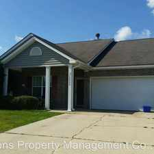 Rental info for 16060 South April Drive