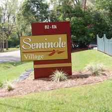 Rental info for Seminole Village
