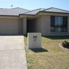 Rental info for Beautiful 4 bedroom home! in the Morayfield area