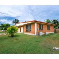 Rental info for Renovated in Frenchville! in the Rockhampton area