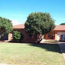 Rental info for Terrific Location! in the Dubbo area