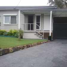 Rental info for Family Home - Superb Location in the Central Coast area