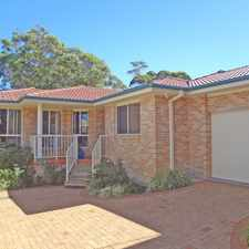 Rental info for Positioned Perfectly *******APPLICATION APPROVED******** in the Bateau Bay area