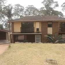 Rental info for Spacious Home! in the Sydney area