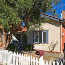 Rental info for Perfectly positioned 3 bedroom home!