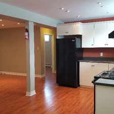 Rental info for $780 POU. East End Near Schools - 2 BDRM Basement in the St. John's area