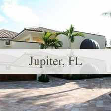 Rental info for Admirals Cove Withpanoramic Water Views. in the Jupiter area