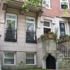 Rental info for 2925 N. Charles St. Terrace in the Charles Village area