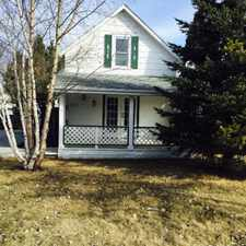Rental info for 2 Bedroom house for rent in the Martensville area