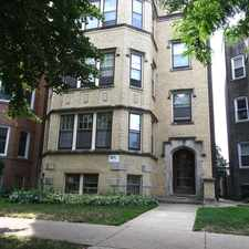 Rental info for 2051 W Farragut Avenue - Unit 2 in the Lincoln Square area