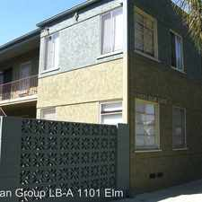 Rental info for 1101 Elm Avenue 216 in the Los Angeles area