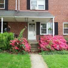 Rental info for 4210 Edgehill Ave in the Hampden area