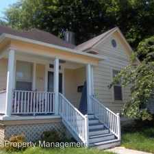 Rental info for 2105 Carr Avenue in the Memphis area