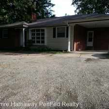 Rental info for 6307 Forest Hill Ave